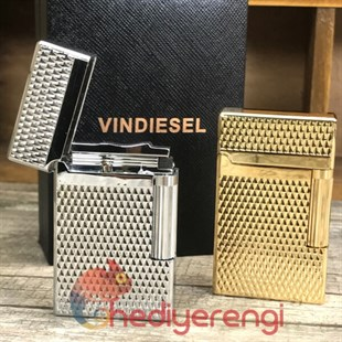 Vindiesel Markalı Metal Exclusive Çakmak​ Model5