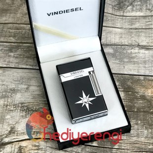 Vindiesel Markalı Metal Exclusive Çakmak​ Model4